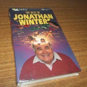 THE BEST OF JONATHAN WINTERS CASSETTE NEW SEALED